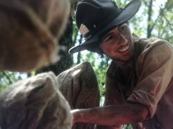 """Giulio Scervino for """"Quel bastardo di Flat Lick, Kentucky"""" Director Francesco Fontebasso, 2019"""