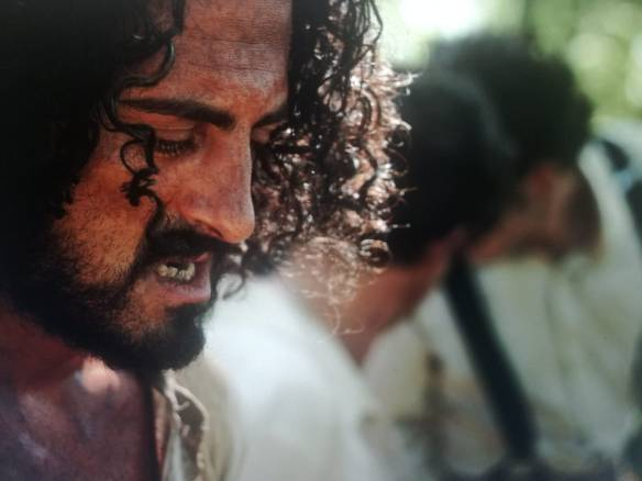 "Francesco Pacelli for ""Quel bastardo di Flat Lick, Kentucky"" Director Francesco Fontebasso, 2019"