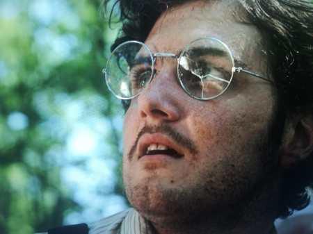"Gabriel Badea for ""Quel bastardo di Flat Lick, Kentucky"" Director Francesco Fontebasso, 2019"