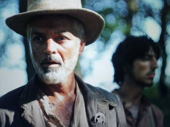 "Fabrizio Pinzauti for ""Quel bastardo di Flat Lick, Kentucky"" Director Francesco Fontebasso, 2019"